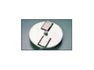 ※こちらの商品はメーカー直送により、注文後キャンセル不可でございます。予めご了承下さい。 大道産業 CYS01001 大道 OMV-300D用 短冊切円盤 (OMV-300・DA共通)