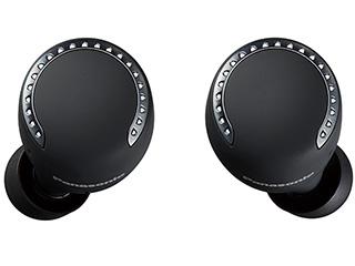 Panasonic パナソニック RZ-S50W-K(ブラック) ワイヤレスステレオインサイドホン 完全ワイヤレスイヤホン/ノイズキャンセリング機能/防滴IPX4仕様