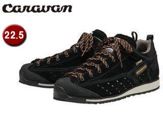 キャラバン/CARAVAN 0011240-190 GK24-GORETEX 【22.5】 (ブラック)