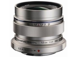 OLYMPUS/オリンパス M.ZUIKO DIGITAL ED 12mm F2.0 24mm相当(35mm判換算)
