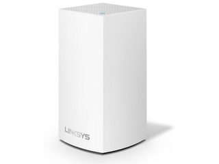 BELKIN/ベルキン 無線LANルーター LINKSYS VELOP メッシュWi-Fi デュアルバンド 1台 WHW0101-JP