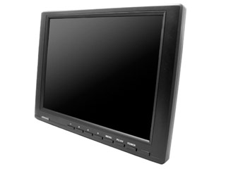 ADTECHNO エーディテクノ LCD1045 HDCP対応10.4型業務用液晶ディスプレイ 壁掛け対応モデル