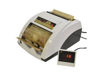 超高速 公式ストア 100万円をわずか8秒で数えられる卓上タイプの偽札チェック付きお札カウンターです THANKO サンコー 紙幣用も遂に出た MPNYCT4T 電動オート紙幣カウンター紫外線偽札検知機能付 全店販売中