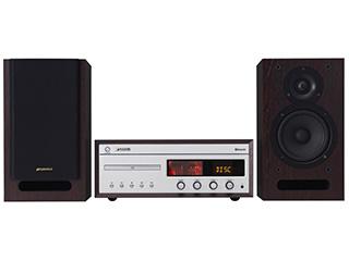SANSUI/サンスイ Bluetooth機能搭載CDステレオシステム 真空管ハイブリッド