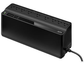 シュナイダーエレクトリック(APC) UPS(無停電電源装置) APC ES 750 9 Outlet 750VA 2 USB 100V BE750M2-JP