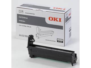 OKI/沖データ イメージドラム ブラック (C612dnw) DR-C4DK