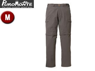Puromonte/プロモンテ PL152M-CH ジップオフパンツ 【M】 (チャコール)