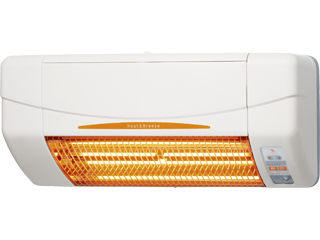 TSK/高須産業 SDG-1200GSM 涼風暖房機 コンセント差込タイプ 非防水仕様