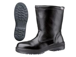 MIDORI ANZEN/ミドリ安全 ラバーテック半長靴 24.5cm RT940-24.5