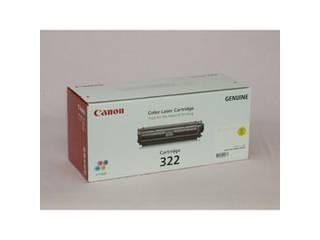 【納期にお時間がかかります】 CANON CANON トナーカートリッジ322 イエロー 輸入品 CN-EP322YWJY
