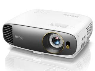 BenQ/ベンキュー HT2550 4K HDR ホームシネマ・プロジェクター I CineHomeシリーズ