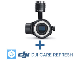 DJI CP.ZM.000517 Zenmuse X5S Gimbal and Camera (Lens Excluded)+DJI Care Refreshセット【djicareset】