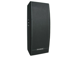 【納期にお時間がかかります】 PHONIC/フォニック iSK215 / PA Speaker PAスピーカー