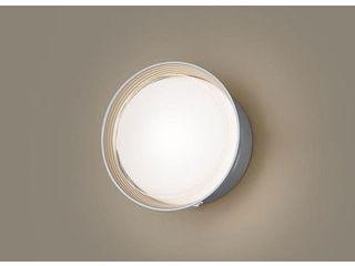 Panasonic/パナソニック LGWC81311LE1 LEDポーチライト シルバーメタリック【電球色】【明るさセンサ付】【壁直付型】