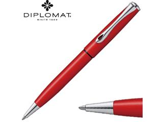DIPLOMAT ディプロマット ボールペン エスティーム レッドラッカー 1957345