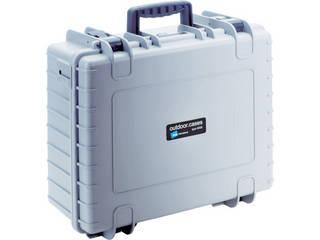 B&Wインターナショナル プロテクタケース 6000 グレー DJI 6000/G/DJI4