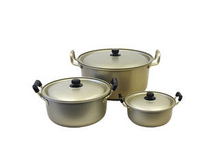 AKAO(アカオ) アカオ しゅう酸 実用鍋(硬質) 42cm