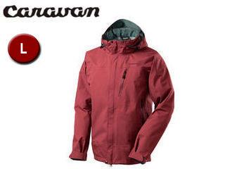 キャラバン/CARAVAN 0101907-220 エアリファイン・グレイスジャケット 【L】 (レッド)