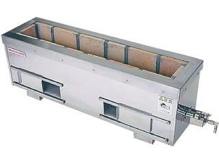 【代引不可】耐火レンガ木炭コンロ(バーナー付)SCF-6036-B LP