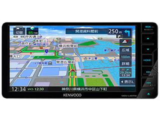KENWOOD/ケンウッド MDV-L407W Sai-Soku/彩速ナビゲーション 200mm7V型ワイドVGAパネル DVD/USB/SD AVナビゲーションシステム 地図更新1年間無料