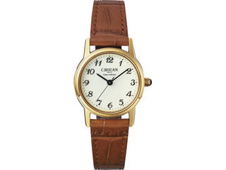 セ・ルーアン セ・ルーアン レディース腕時計 ブラウン RO-055LA-05CR