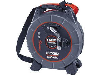 Ridge Tool/リッジツール 【代引不可】RIDGID/リジッド シースネイクマイクロリールL100 35143