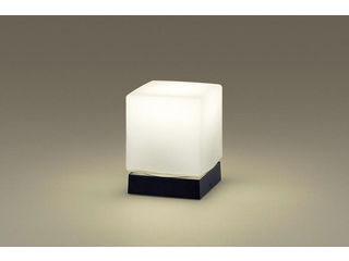Panasonic/パナソニック LGW56908BZ 壁直付型・据置取付型 LED(電球色)門柱灯 オフブラック