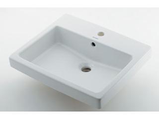 KAKUDAI/カクダイ #DU-0315550000 角型洗面器 (1ホール)