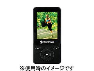 トランセンド・ジャパン MP3プレーヤー 8GB MP710 BLACK TS8GMP710K 納期にお時間がかかる場合があります