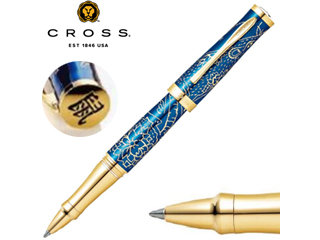 CROSS/クロス 水性ボールペン ■ ローラーボール 【イヤー・オブ・ザ・ラット】■ソバージュ(AT0315-23)