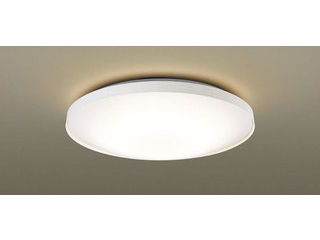 Panasonic/パナソニック LGBZ3537K LEDシーリングライト ホワイト【調光調色】【~12畳】