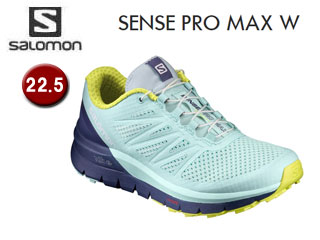 SALOMON/サロモン L39248700 SENSE PRO MAX W ランニングシューズ ウィメンズ 【22.5】