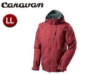 キャラバン/CARAVAN 0101907-220 エアリファイン・グレイスジャケット 【LL】 (レッド)