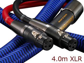 ※特注品のため、納期にお時間がかかります。 Zonotone/ゾノトーン Grandio AC-1 XLR (4.0m)インターコネクトケーブル