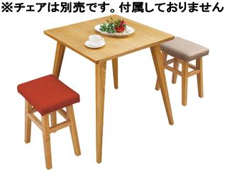 東谷/あづまや 【納期未定】【Bambi/バンビ】天然木 ダイニングテーブル CL-786TNA