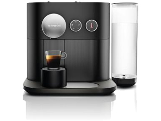 Nespresso/ネスプレッソ C80BK ネスプレッソ エキスパート【ブラック】