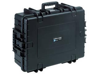B&Wインターナショナル プロテクタケース 6000 黒 フォーム 6000/B/SI