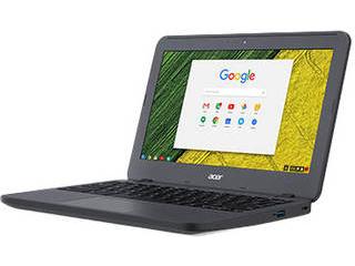 Acer/エイサー 11.6型ノートPC Chromebook 11 N7 C731-F12M スティールグレイ
