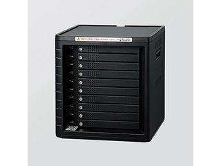 ELECOM/エレコム タブレット保管庫10台用/個別ドア TB-SBAC10BKS