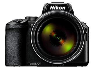 Nikon/ニコン COOLPIX P950 コンパクトデジタルカメラ 光学83倍ズーム、野鳥などの野生動物から風景、航空、天体観察におすすめ