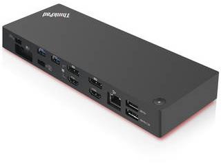 Lenovo/レノボ ThinkPad Thunderbolt 3 ドック 2 40AN0135JP