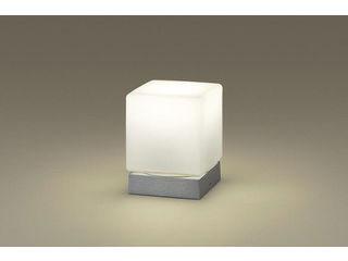 Panasonic/パナソニック LGW56908SZ 壁直付型・据置取付型 LED(電球色)門柱灯 シルバーグレーメタリック