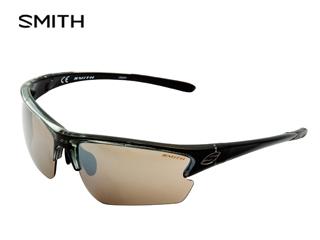 Smith Optics/スミス REACTOR MKCRYSTAL BLACK 【レンズ/Platinum】 【当社取扱いのスミス商品はすべて日本正規代理店取扱品です】