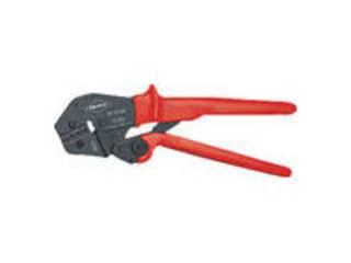 KNIPEX/クニペックス 9752-04 圧着ペンチ 250mm 9752-04