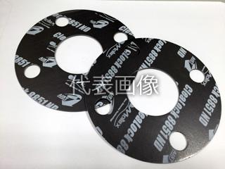 Matex/ジャパンマテックス 【CleaLock】蒸気用膨張黒鉛ガスケット 8851ND-2t-FF-16K-450A(1枚)
