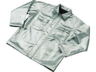 TRUSCO/トラスコ中山 スーパープラチナ遮熱作業服 上着 Lサイズ TSP-1L