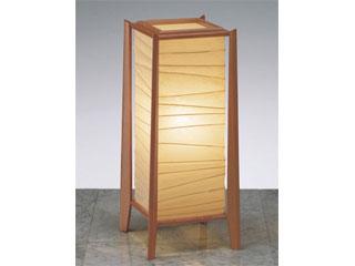 ENDO/遠藤照明 XRF3037N 和風スタンド 木・美濃和紙 【電球色】※ランプ付