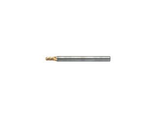 UNION TOOL/ユニオンツール 超硬エンドミル ボール R4×刃長12 HFB 4080-1200