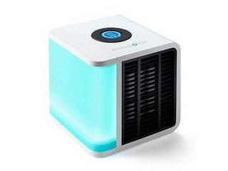 ・寝室や子供部屋でのご使用に最適 ビーラボ 在庫限り evaLIGHT パーソナルクーラー EV-1000 ・1台3役で冷却・加湿・空気清浄を行える ・持ち運びが簡単