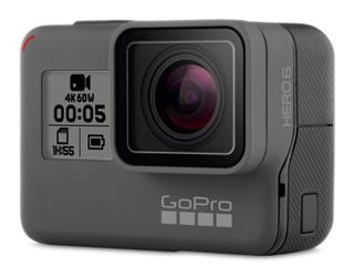 GoPro/ゴープロ CHDHX-601-FW HERO6 BLACK(ブラック)